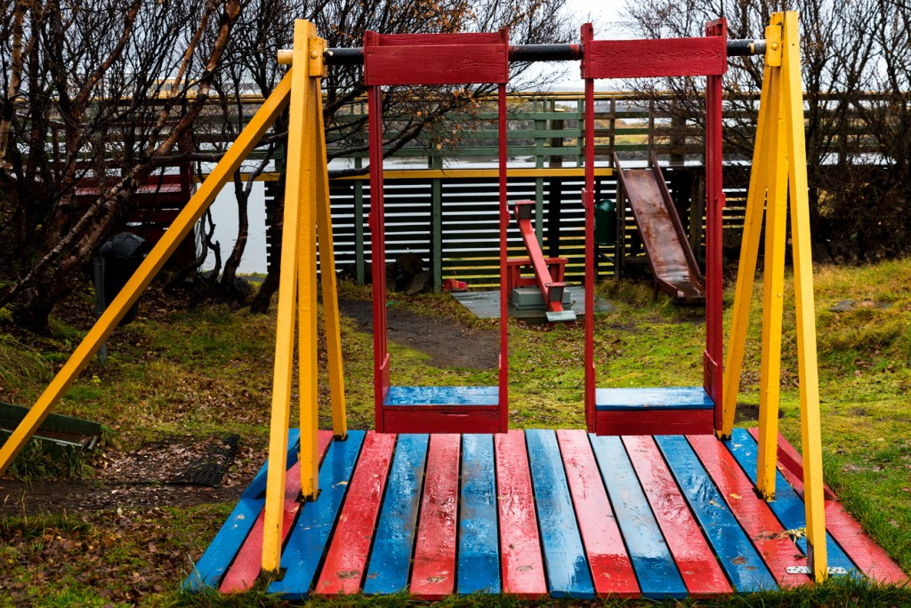 Bjössaróló Playground - Dani Vottero