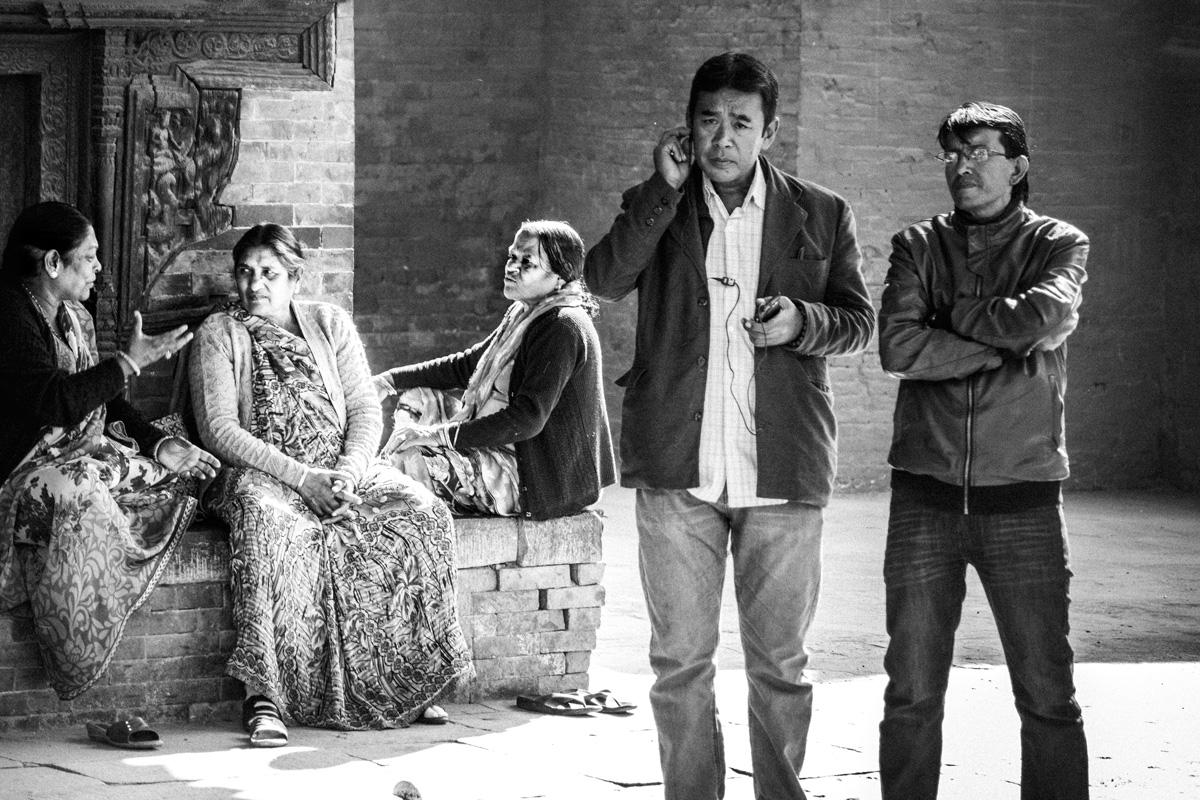 """Modern & Ancient Times"", Kathmandu Beats (2015)"