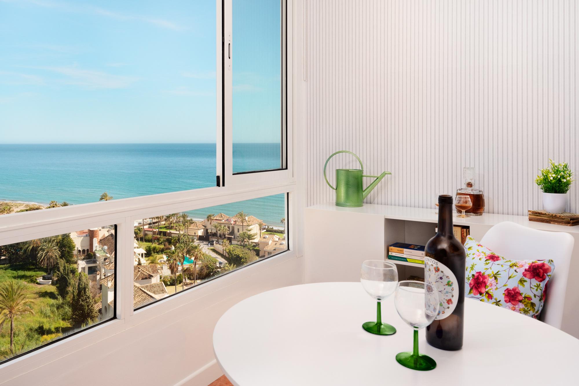 Dani Vottero, fotografía para holiday rental en Marbella